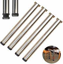202 Stainless Steel Dining Table Legs,Adjustable