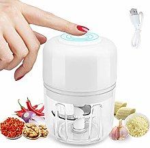 2020 Mini Electric Food Chopper,Portable Garlic