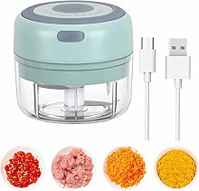 2020 Mini Electric Food Chopper,Portable Garlic