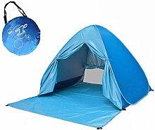2020 Upgrade Beach Tent UV Sun Shelter Lightweight