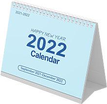 2021-2022 Desk Calendar 16 Monthly Calendar