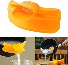 2021 Leakproof Kitchenware Pot Mouth, Silicone