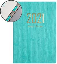 2021 Time Management Schedule Book Notepads