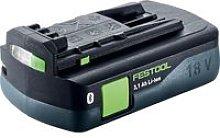 203799 Festool Battery pack BP 18 Li 3,1 CI