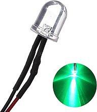20cm DC 12V Pre Wired UV LED Lamp 5mm Emitting