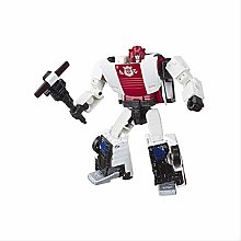 20cm Transformers Siege Of Cybertron Class Red
