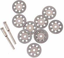 20mm Accessories Diamond Grinding Wheel 10pcs/lot