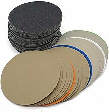 20pcs 6 Inch 150mm Waterproof Sanding Discs Hook &