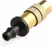 20Pcs Copper Watering Nozzle Adjustable