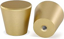20Pcs Gold Drawer Knobs Cabinet Door Knobs