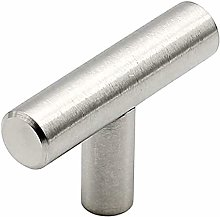 20Pcs goldenwarm Silver Drawer Knobs Bathroom