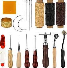 20Pcs Leather Sewing Kit, zootop Leathercraft