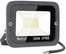 20W LED Outdoor Floodlight, LED Security Lights