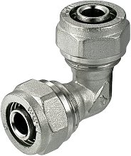 20x20mm PEX Compression Fittings Elbow