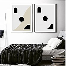 20x30cm x2Pieces NO Frame canvas wall art for