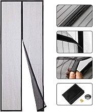 210 x 100cm doors mosquito net, advanced magnetic
