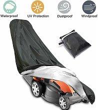210D Oxford Lawn Mower Cover Heavy Duty waterproof