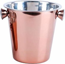 21cm Copper Champagne Bucket Party Wine Cooler