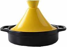 21Cm Tagine Pot for Cooking, Ceramic Tagine Pot,