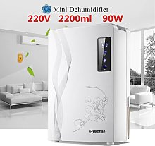 2200Ml 220V Portable Home Office Air Dryer Mini