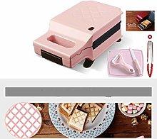 220V 600w Heart Pattern Sandwich Maker Toaster