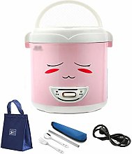 220V Electric Heating Lunch Box Home Office 1L