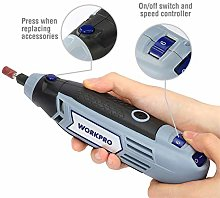 220V Mini Drill Electric Rotary Tool with Grinding
