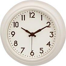 22cm Vintage Metal Wall Clock Symple Stuff