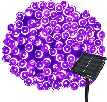 22M Solar String Lights 200 LED 8 Lights String