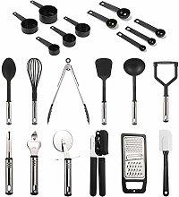 22PCS Kitchen & Dining Pasta Colander Tableware