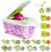 23 Pieces Vegetable Cutter Sedhoom Fruit Cutter