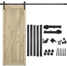 230cm Barn Pulley Door,Hardware Kit Sliding Track