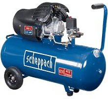 230V Air Compressor Oil-Lubricated 100Lt Double