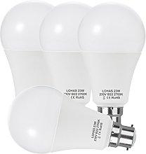 23W LED Bulbs, LED B22 LED Light Bulb, LOHAS 23W