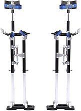 24-40 Inch Aluminum Drywall Stilts Tool Plastering