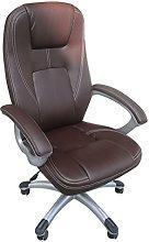 24/7 seatng Stylish Luxury Executive Leather
