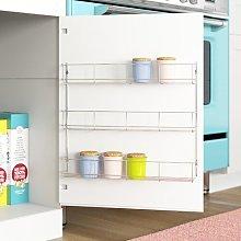 24-Jar Cabinet Spice Rack Wayfair Basics