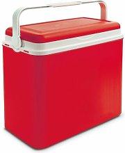 24 L Handheld Cooler Symple Stuff Finish: Red
