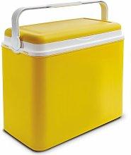 24 L Handheld Cooler Symple Stuff Finish: Yellow