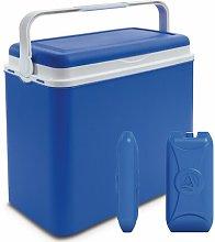 24 L Handheld Cooler Wayfair Basics Finish: Blue