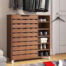 24 Pair Shoe Storage Cabinet Zipcode Design