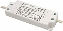240v - 12v LED Driver rated for up to 15W Energy