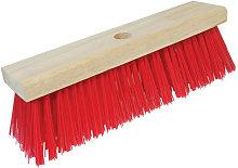 245081 Broom PVC 300mm (12') - Silverline