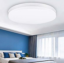 24W Modern Dimmable LED Ceiling Bathroom Lights