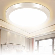 24W Round Led Ceiling Lights for Kitchen,