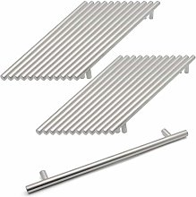 25 Pack Probrico Brushed Nickel Stainless Steel