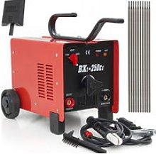 250AMP Welder AC ARC Stick Torch Welding Machine