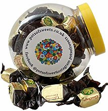 250g Cookie Jar of Individually Wrapped Lutti