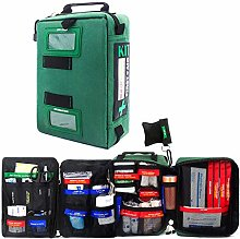 255PCs Compact First Aid Kit Emergency Survival