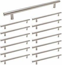 256mm Cupboard Handles Drawer Handles 15 Pack -